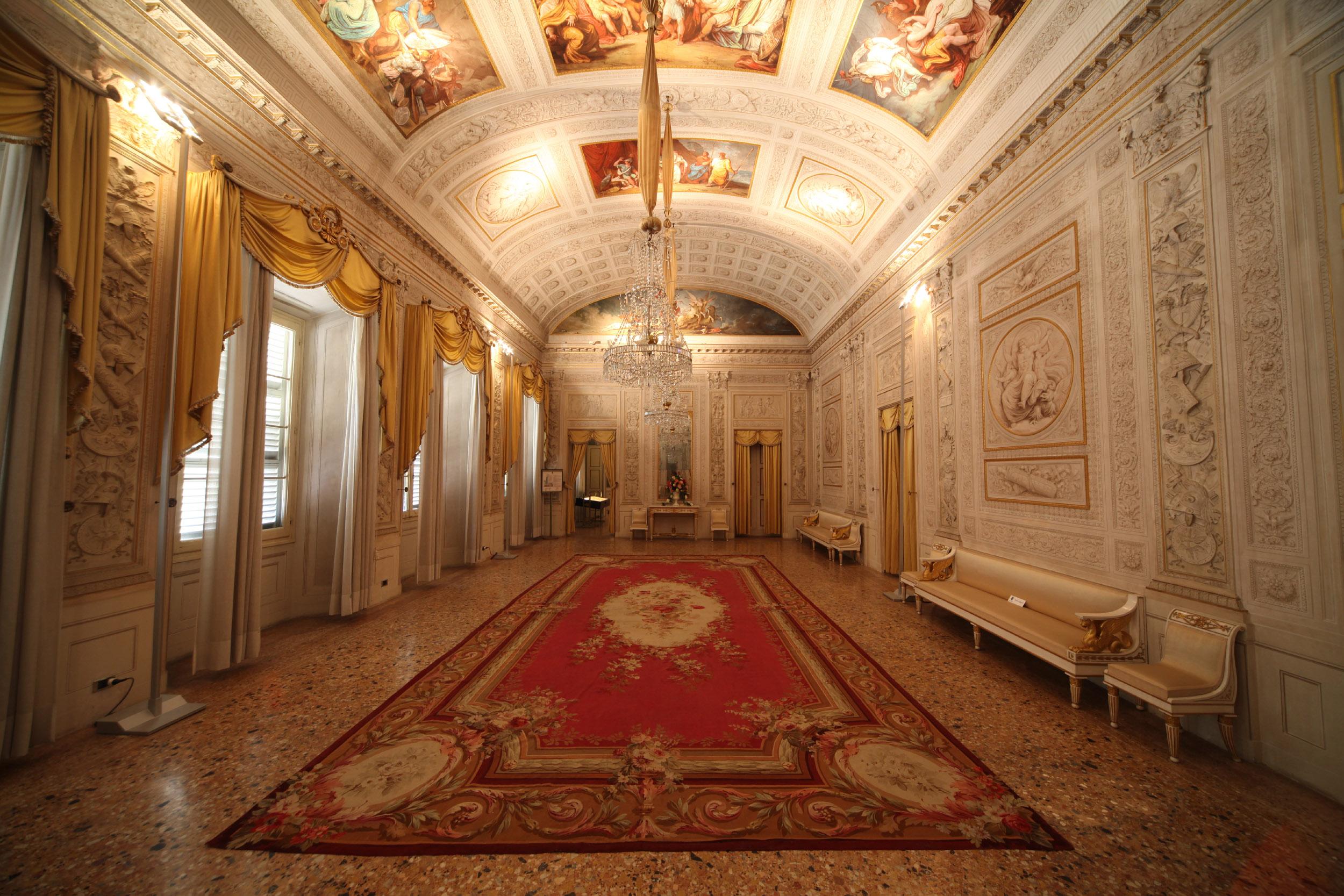 palazzo-milzetti faenza visita guidata