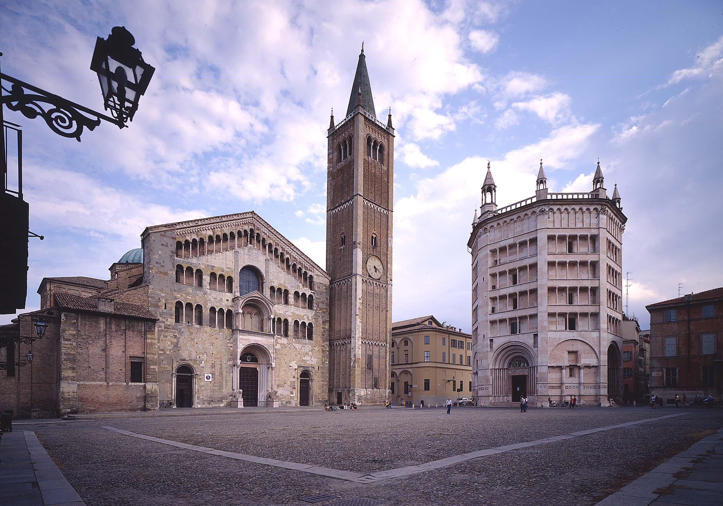 Parma e duomo