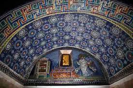 Ravenna-mosaici Galla Placidia