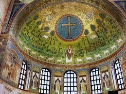 Ravenna-mosaico San Apollinare Classe